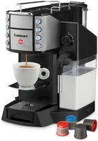 Cuisinart Buona Tazza EM-600 Superautomatic Single Serve Espresso and Latte Coffee Machine