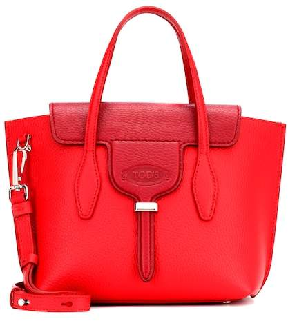 Tod's Joy Mini leather shoulder bag
