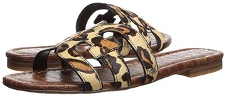 Sam Edelman Bay (Smokey Blue Vaquero Saddle Leather) Women's Slide Shoes
