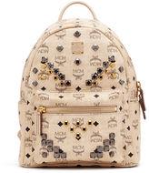 MCM Stark Backpack In M Studded Visetos