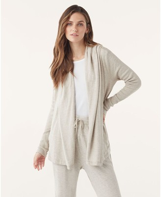 Splendid Super Soft Hooded Cardigan