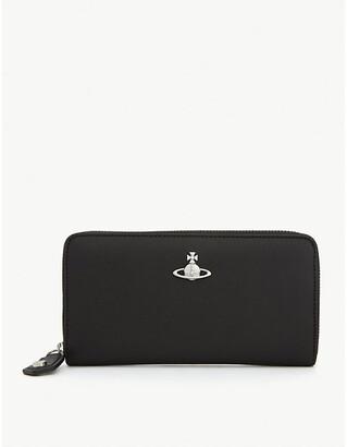 Vivienne Westwood Victoria classic leather wallet