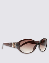 M&S Collection Oversized Sunglasses