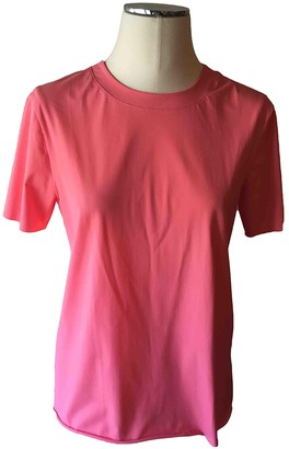 Courreges Pink Top for Women