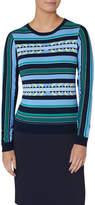 Be Brave Intasia Knit Jumper