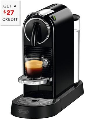 De'Longhi Delonghi Nespresso Citiz Espresso Single Serve Espresso Machine