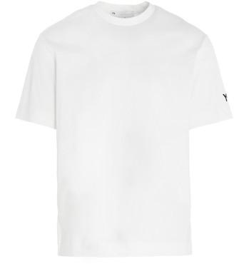 Y-3 Logo Crewneck T-Shirt