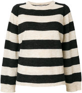 Humanoid striped sweater