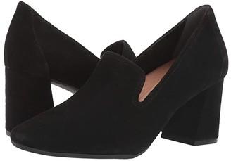 Aerosoles High Honor (Black Suede) Women's Shoes