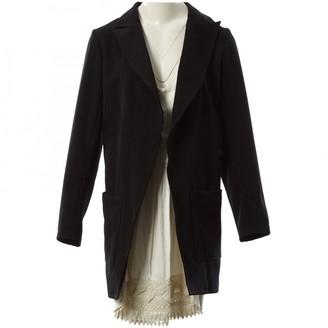 Limi Feu Black Silk Dresses