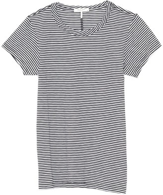 Rag & Bone Striped Tee in Black/White