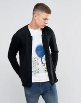 Bench Ratify Crew Neck Zip Through Jacket