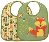 SugarBooger Mini Bib Gift Set, What did the Fox Eat