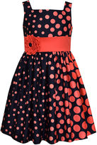 Bonnie Jean Sleeveless Drop Waist Dress - Toddler