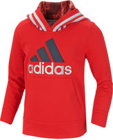 adidas Classic Pullover Sweatshirt, Little Boys