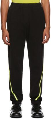 Spencer Badu Black Jogger Lounge Pants