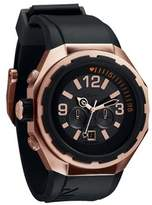 Nixon A3131098 Steelcat Rose Gold / Black Men's Watch