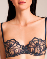 I.D. Sarrieri Tattoo Demi-Cup Bra