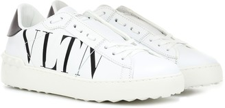 Valentino Garavani VLTN leather sneakers
