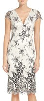 French Connection Women's Lace Sheath Dress