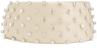 Prada Duchesse crystal headband
