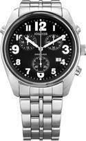 Jowissa Women's J7.006.L Ginebra Stainless Steel Dial Chronograph Alarm Date Watch