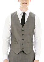 JCPenney Billy London UK Basketweave Suit Vest