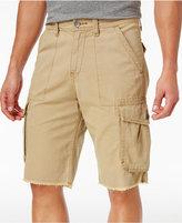 True Religion Men's Weekender Cotton Cargo Shorts