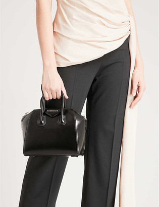 Givenchy Antigona mini leather tote bag