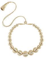 Suzanna Dai Metallic Gumball Necklace