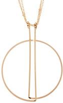 Stephan & Co Geo Pendant Necklace