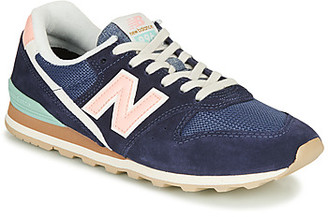 New Balance 996 women's Shoes (Trainers) in Blue