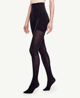 Ann Taylor High Waist Control Top Tights