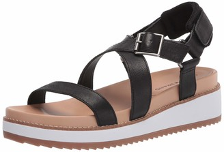 Lucky Brand Women's IDENIA Wedge Sandal