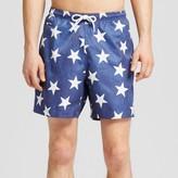 Trunks Men's Star Print Swim Surf & Swim