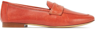 Mansur Gavriel Leather Loafers