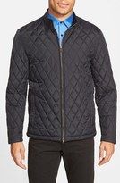 Vince Camuto Men's Quilted Moto Jacket
