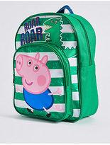 Marks and Spencer Kids' Peppa PigTM Rucksack Bag