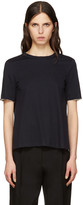 Marni Navy Tie Back T-Shirt