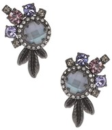 Marchesa Cluster Stud Earrings