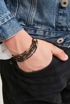 Forever 21 Men Ebb and Flow Beaded Bracelet