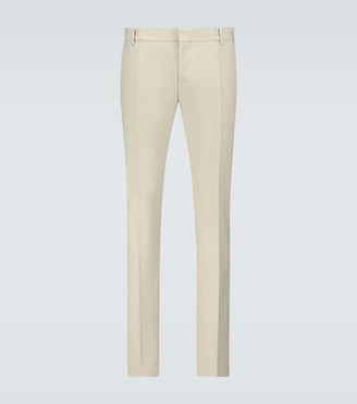Balmain Exclusive to Mytheresa - slim-fit cotton pants