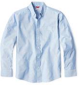Izod Long Sleeve Oxford Shirt - Boys 8-20 and Husky