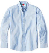 Izod Long-Sleeve Oxford Shirt - Preschool Boys 4-7