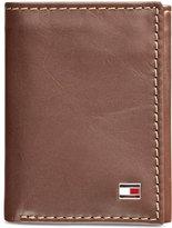 Tommy Hilfiger Men's Logan Zipper Trifold Wallet