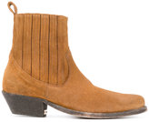 Golden Goose Deluxe Brand cowboy boots - women - Leather/Suede - 36
