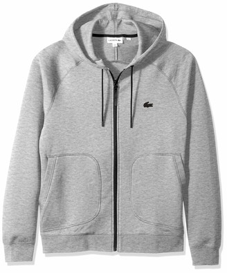 Lacoste Men's LONG SLEEVE MILANO UNI SWEATSHIRT Sweater