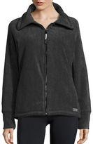 Calvin Klein Performance Full-Zip Fleece Jacket