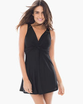 Chico's Must Haves Marais One-Piece Swimdress