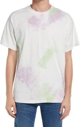 John Elliott Men's University Tie Dye T-Shirt